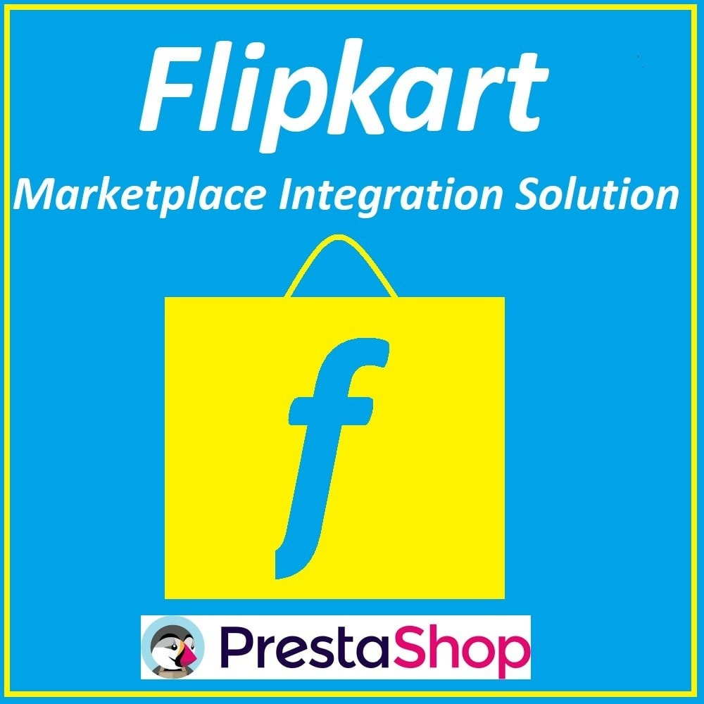 module - Торговая площадка - Flipkart Marketplace Integration Solution - 1