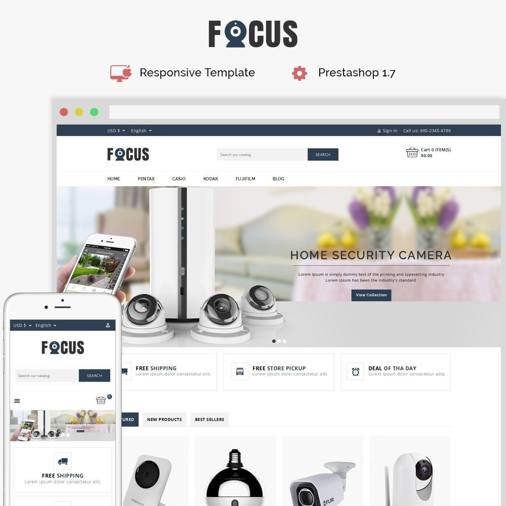 Focus -The Camera Shop