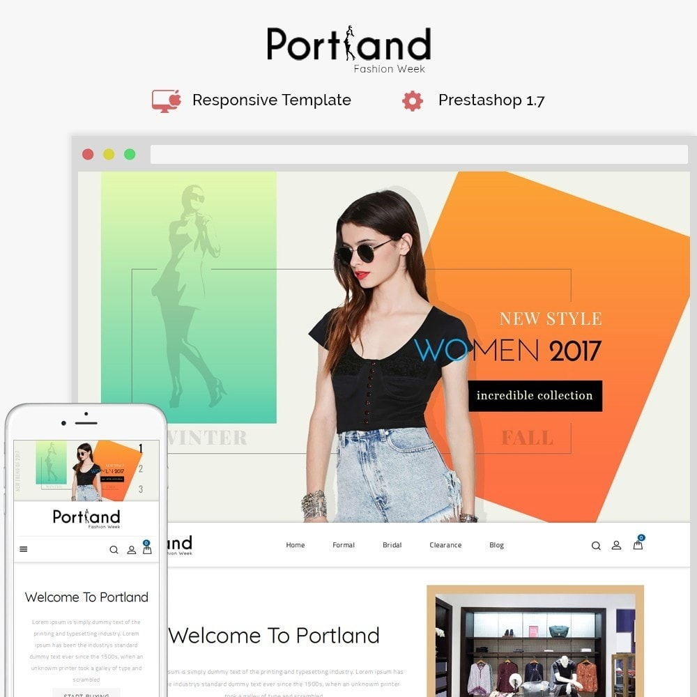 Portland Fashion Store