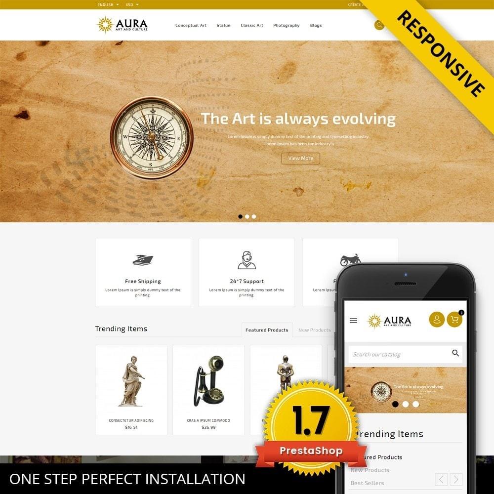 Aura - Art & Culture