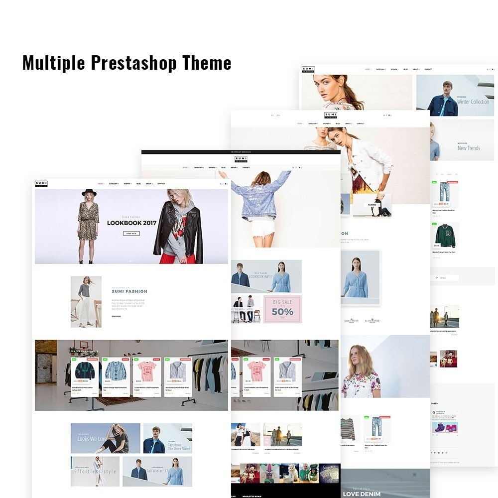 theme - Moda & Obuwie - At Sumi Fashion Multiple Prestashop Theme - 8