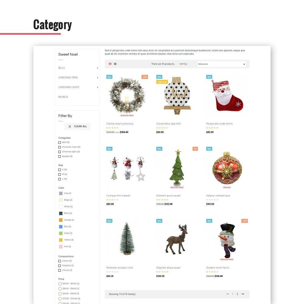 theme - Geschenke, Blumen & Feiern - Ap Sweet Noel - 5
