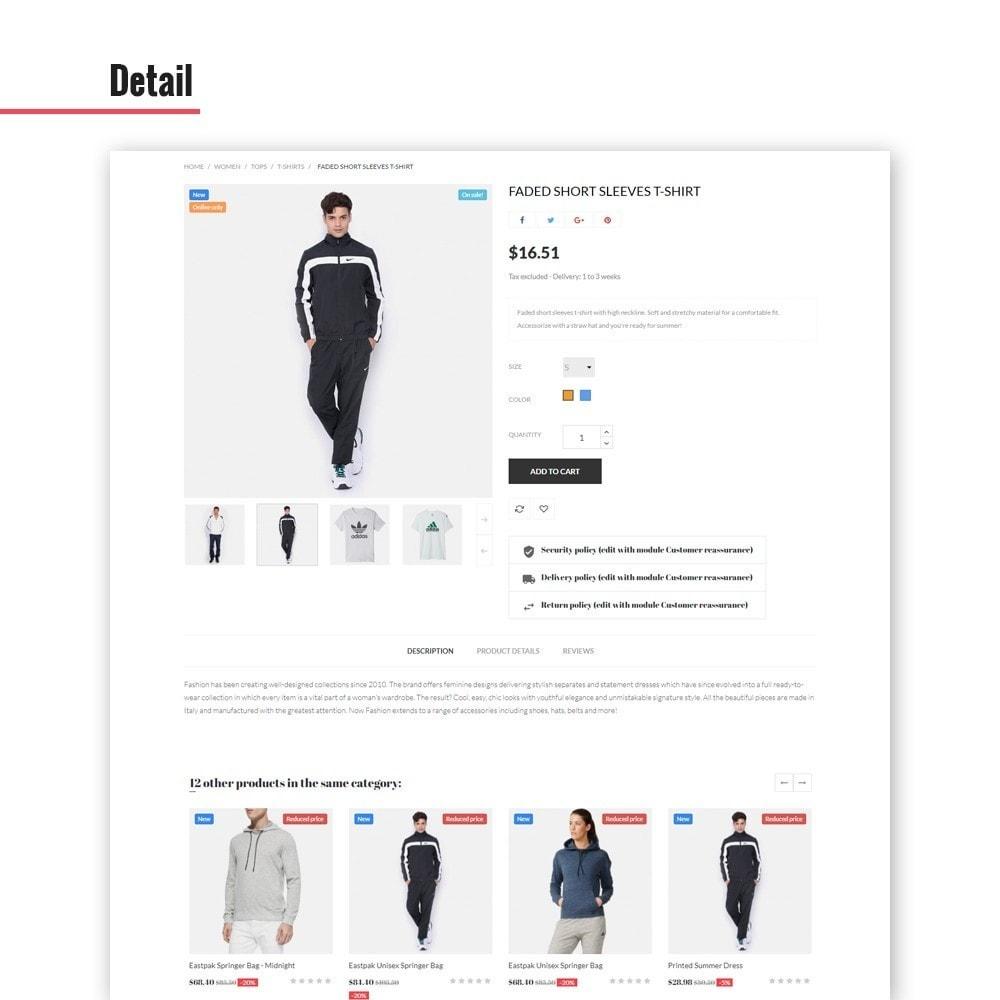 theme - Fashion & Shoes - Leo Das - Clothing & Sport - 7