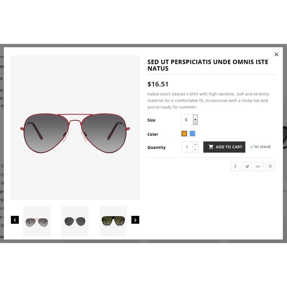 theme - Mode & Chaussures - Prada eyewear sunglasses store - 7