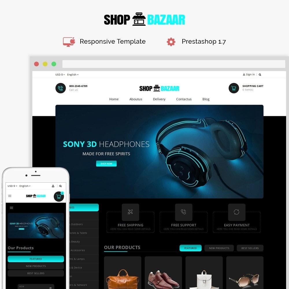 ShopBazar Multi  Store