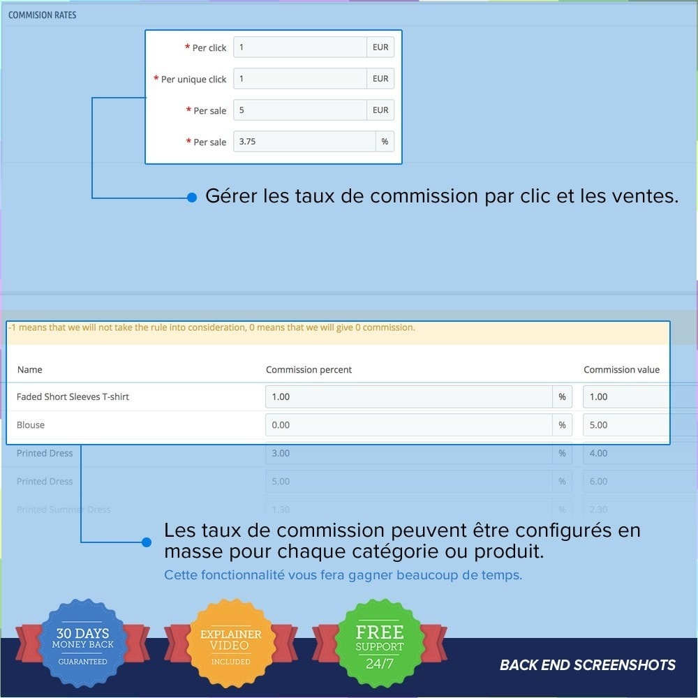 module - Référencement payant (SEA SEM) & Affiliation - Full Affiliés PRO - 19