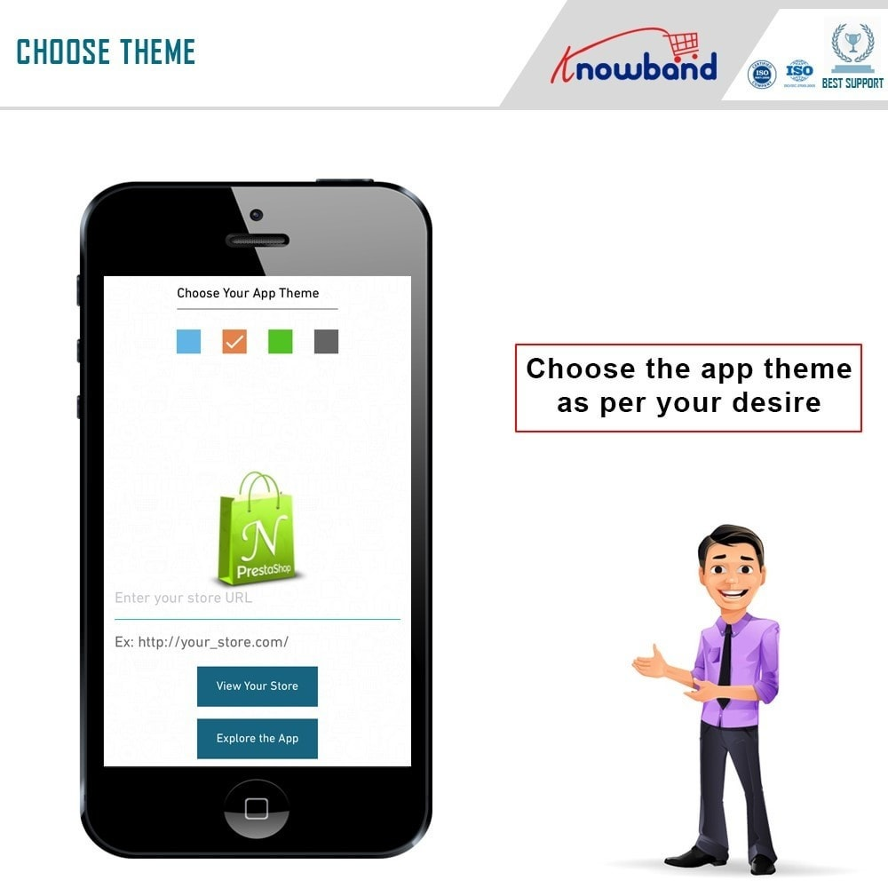 module - Mobile - Knowband - iOS Mobile App Builder Module - 2
