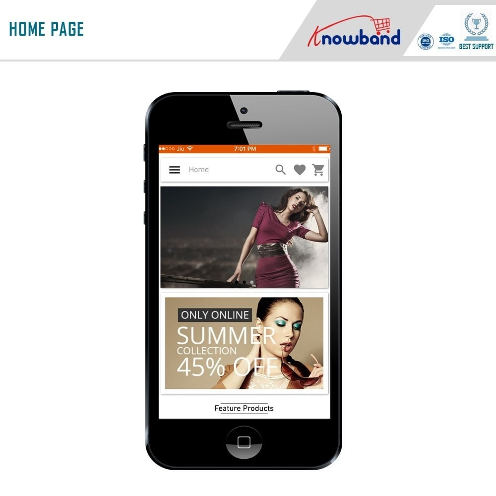 module - Mobiele apparaten - Knowband - iOS Mobile App Builder - 4