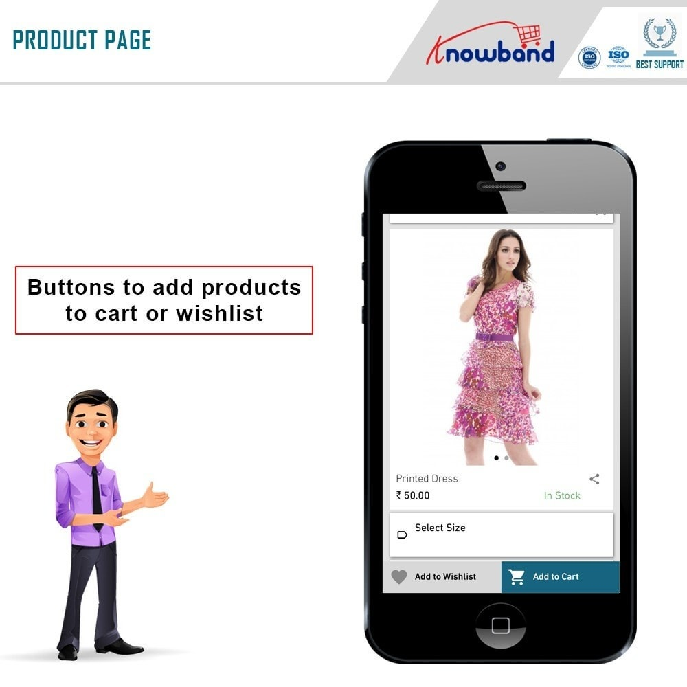 module - Mobile - Knowband - iOS Mobile App Builder - 9