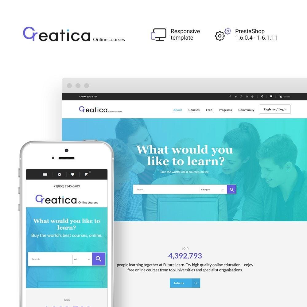 Creatica - para Sitio de Educación