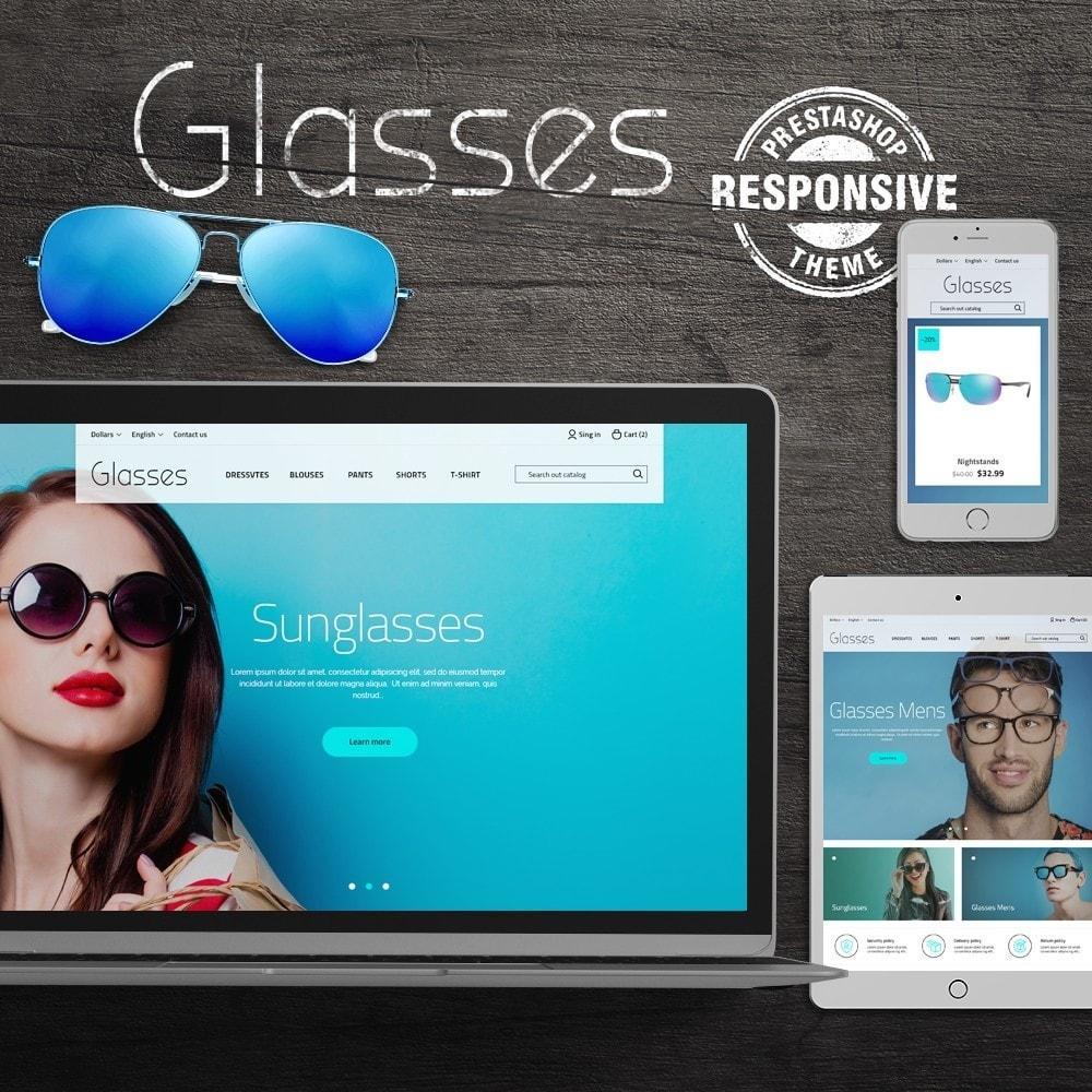 theme - Schmuck & Accesoires - Glasses - 1