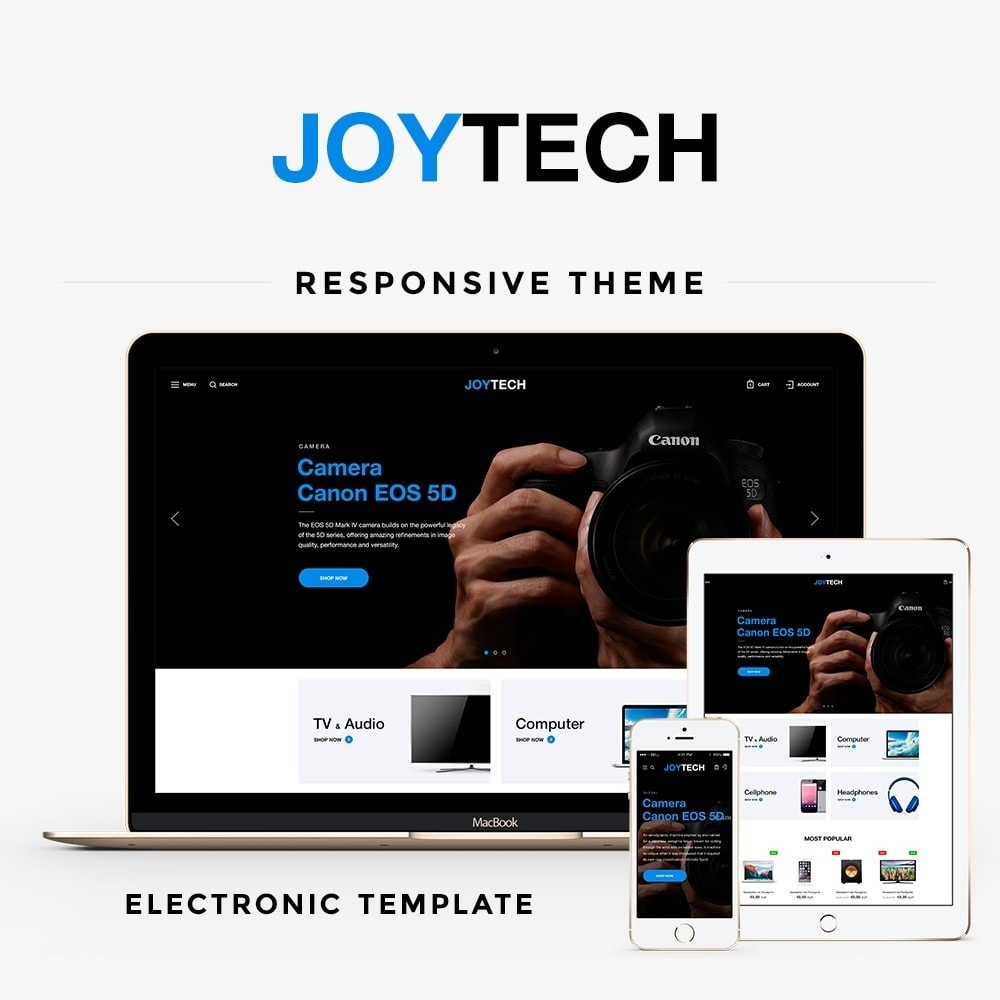 Joytech - High-tech Shop