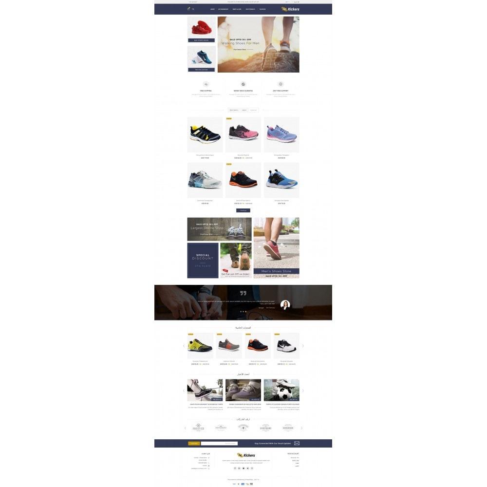 theme - Deportes, Actividades y Viajes - Kickers - Shoes Store - 10