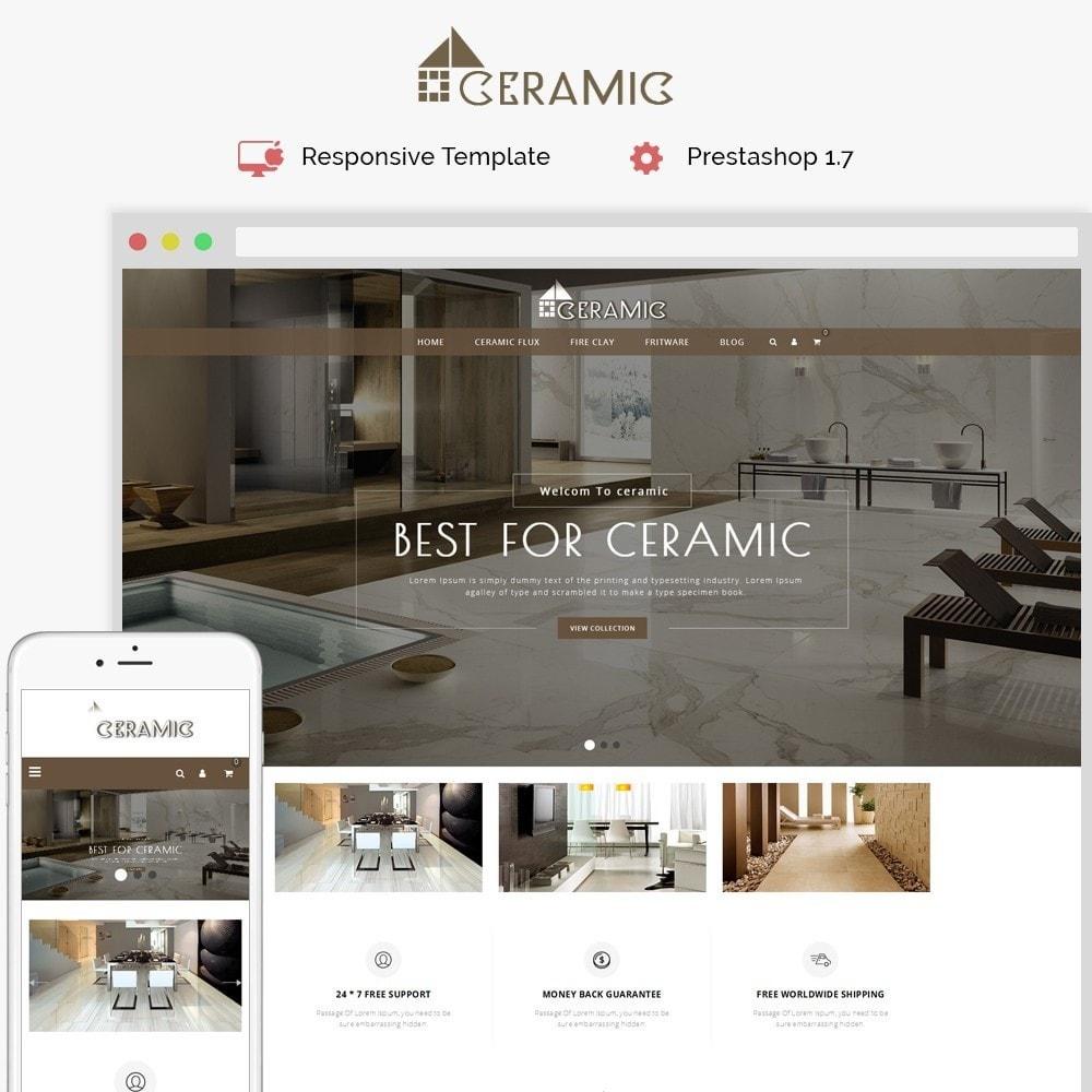 theme - Casa & Giardino - Ceramic Store - 1
