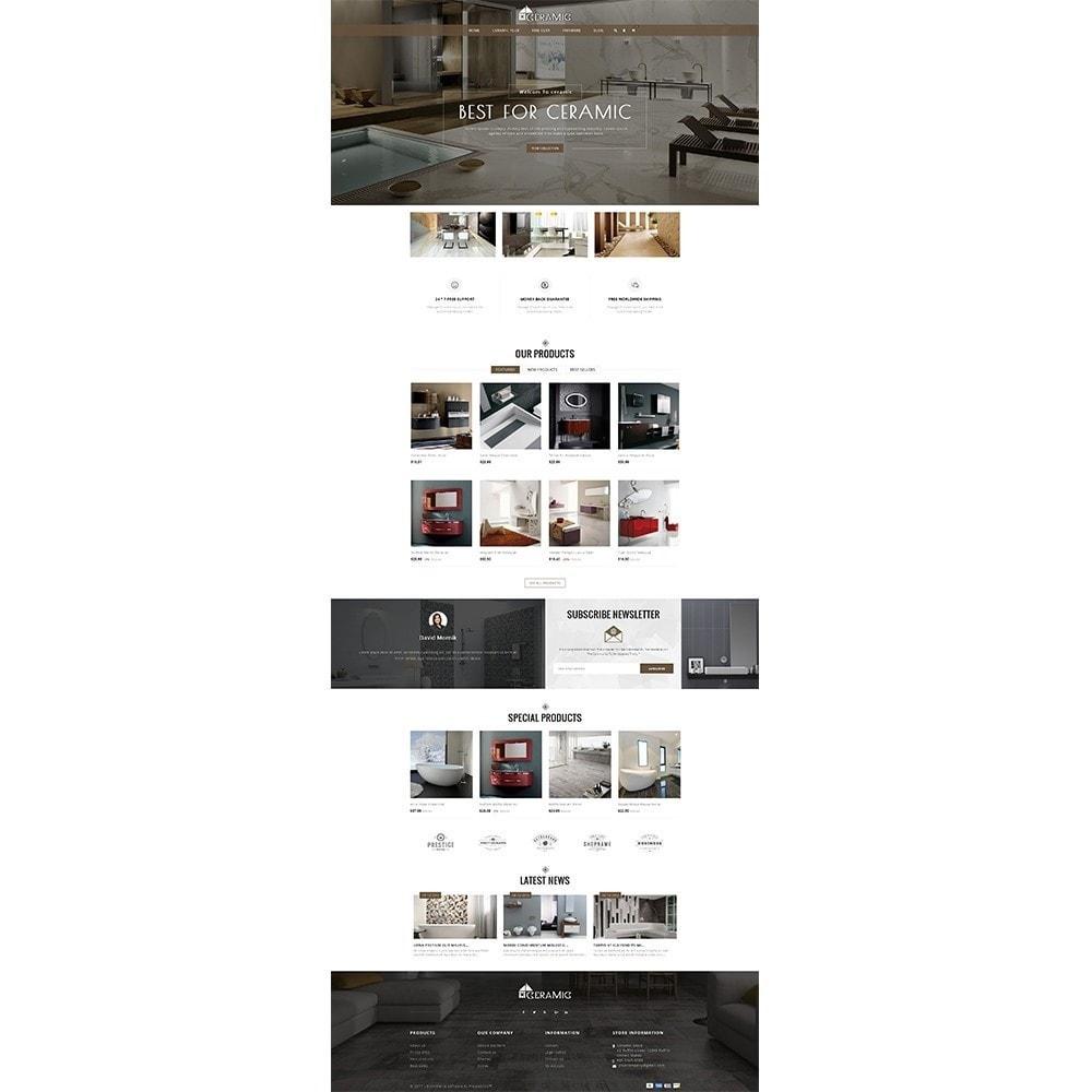 theme - Home & Garden - Ceramic Store - 2