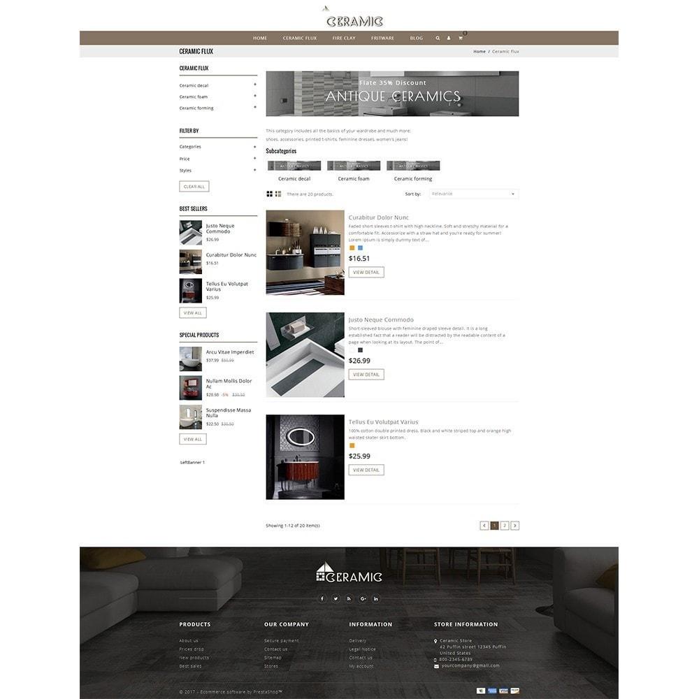 theme - Casa & Giardino - Ceramic Store - 4