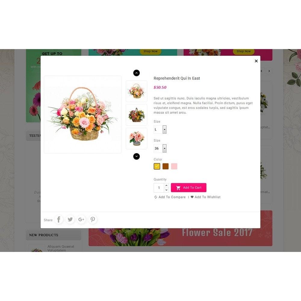 theme - Presentes, Flores & Comemorações - Blooming Flower Mega Store - 8