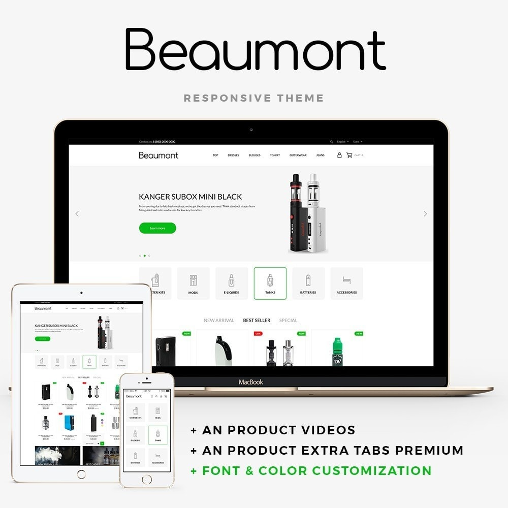 Beaumont Shop