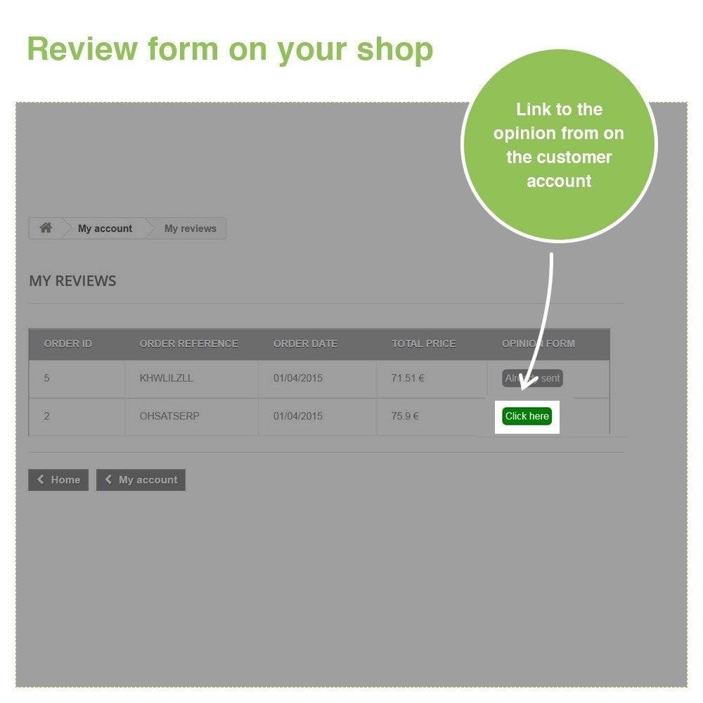 module - Customer Reviews - Store Reviews + Product Reviews + Google Rich Snippets - 31