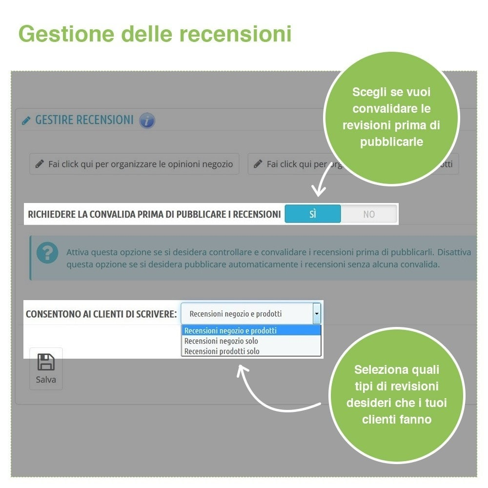 bundle - Recensioni clienti - Trust Pack - Reassure your Customers - 3-Module - 34