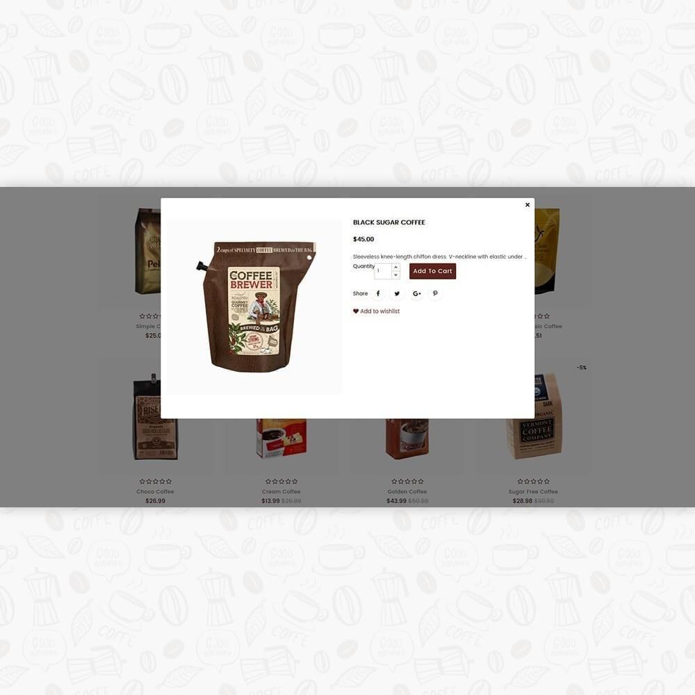 theme - Bebidas & Tabaco - Coffee Shop - 7