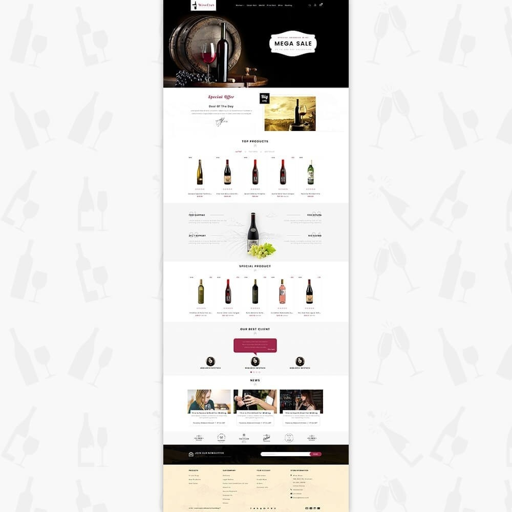 Wine Club Store