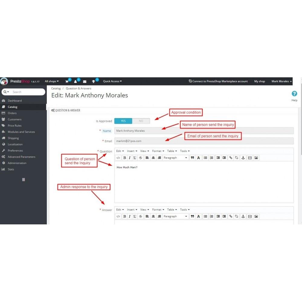 module - Quick Eingabe & Massendatenverwaltung - Mass Inquiry - 1
