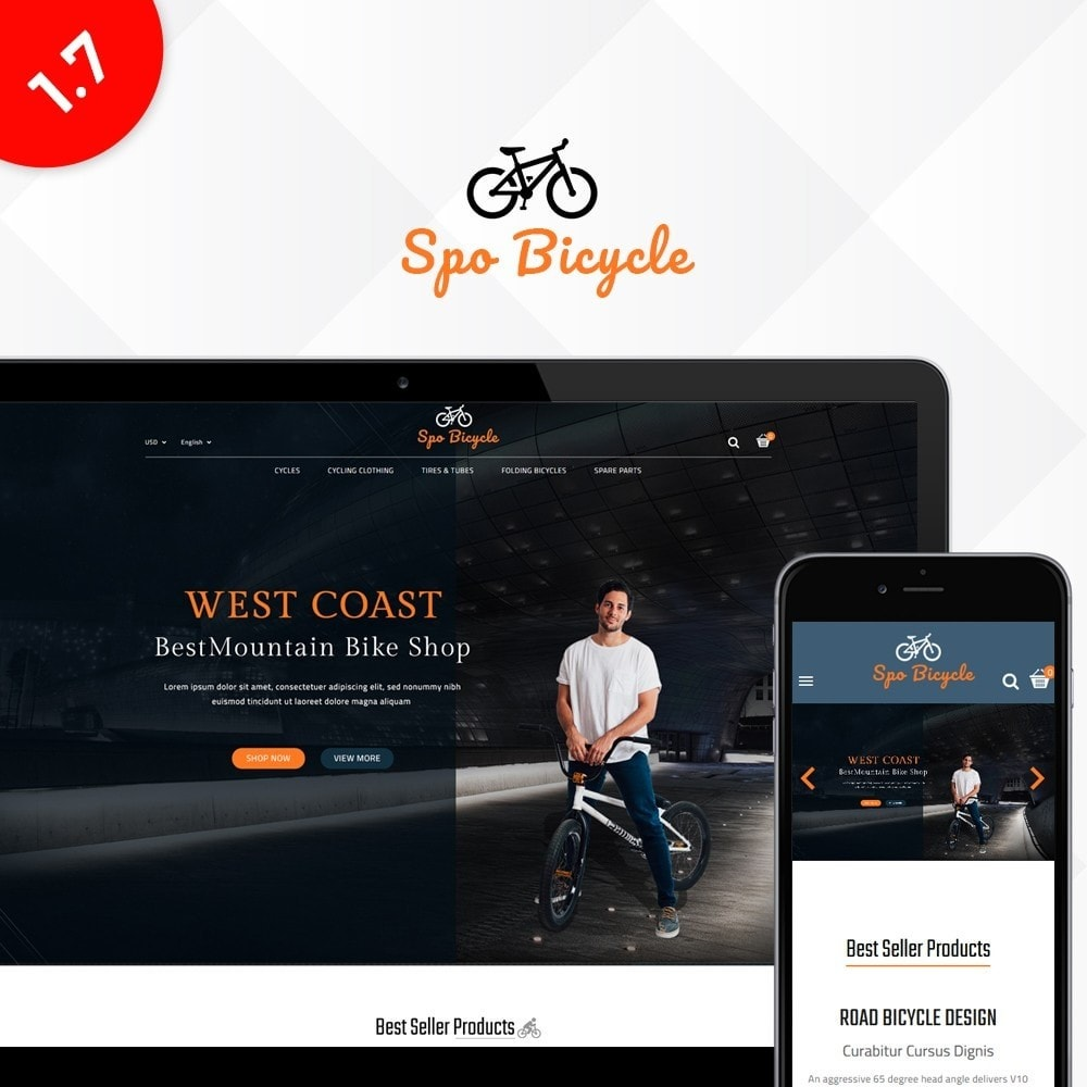 Spo Bicycle Store