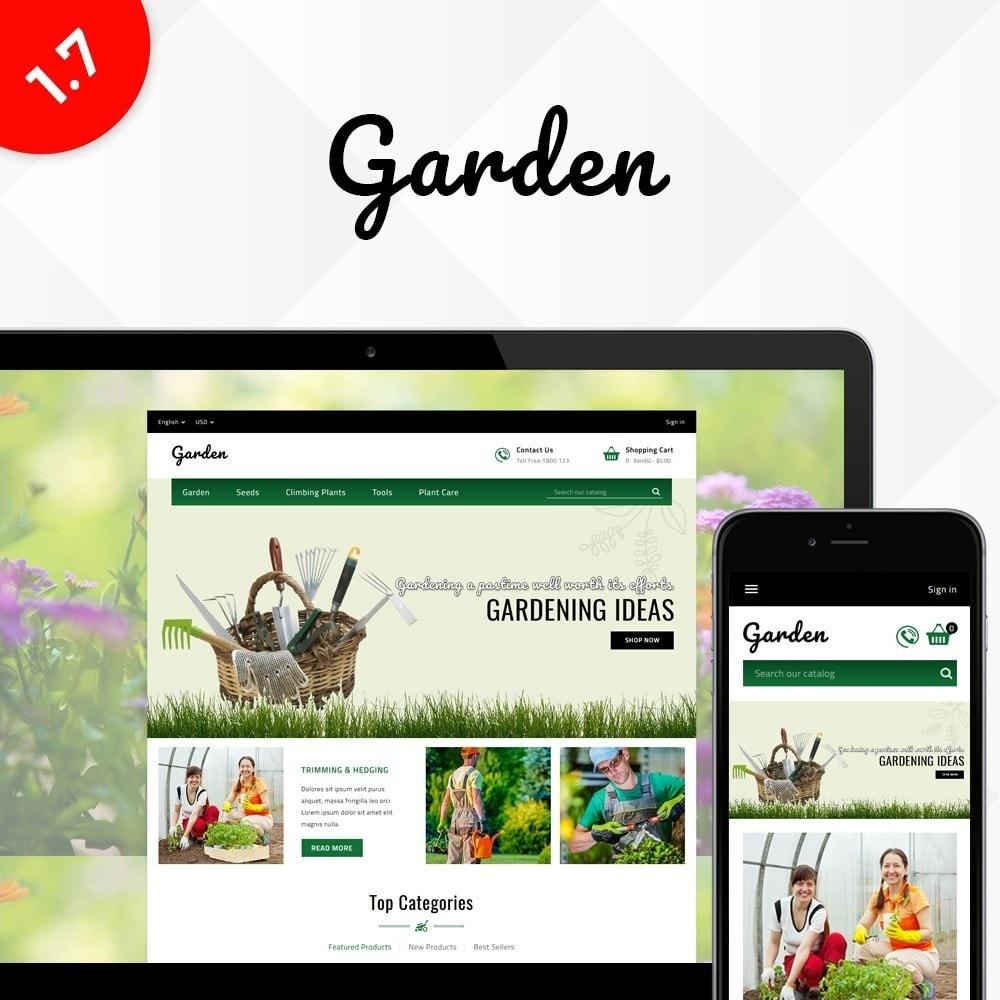 theme - Hogar y Jardín - Garden Store - 1