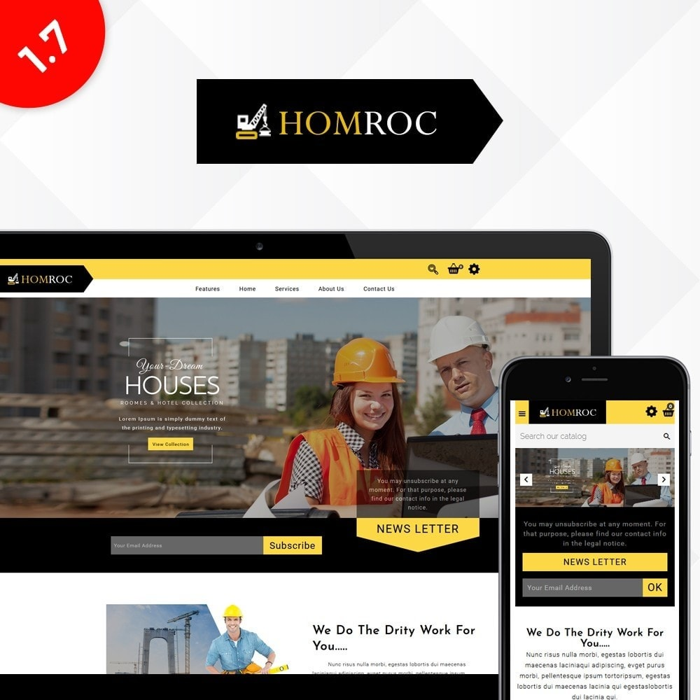 Homroc Construction Store