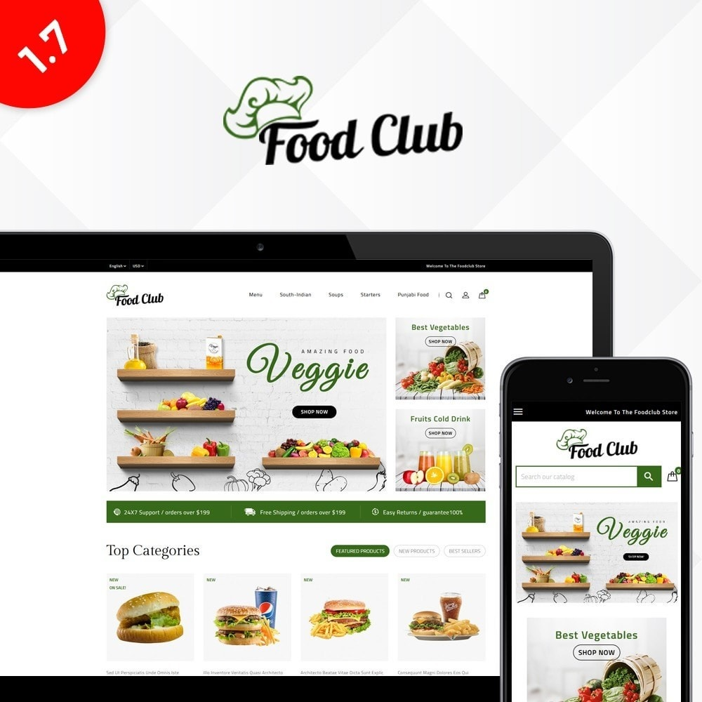 Foodclub Store