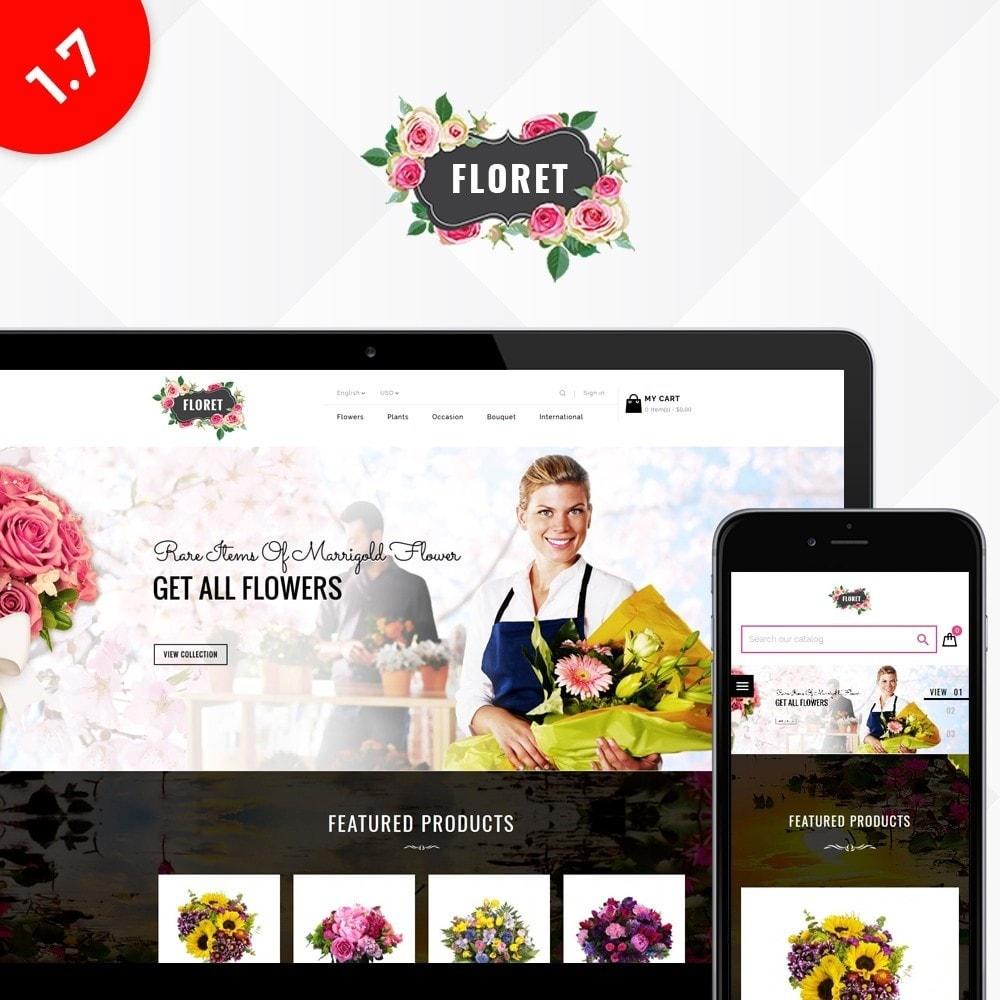 Floret Flower Store