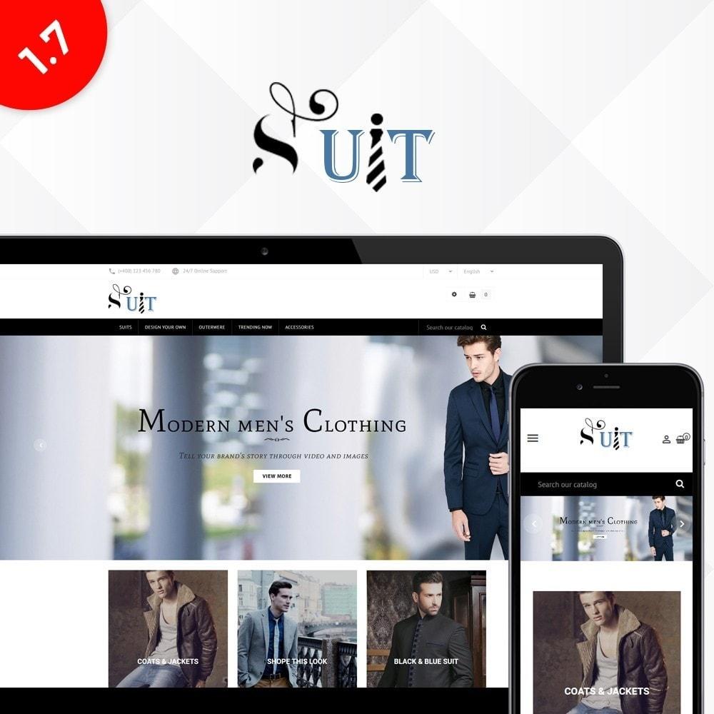 theme - Fashion & Shoes - Suit Store - 1
