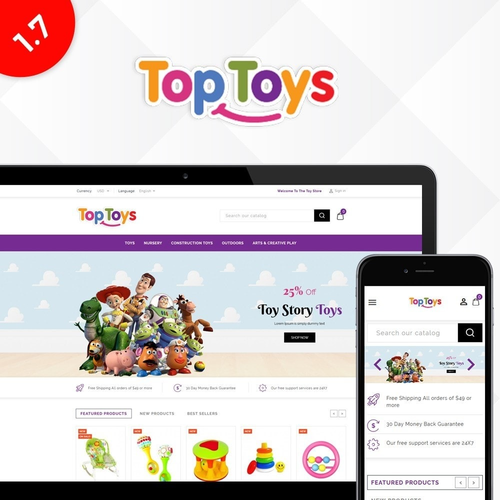 Top Toys Store