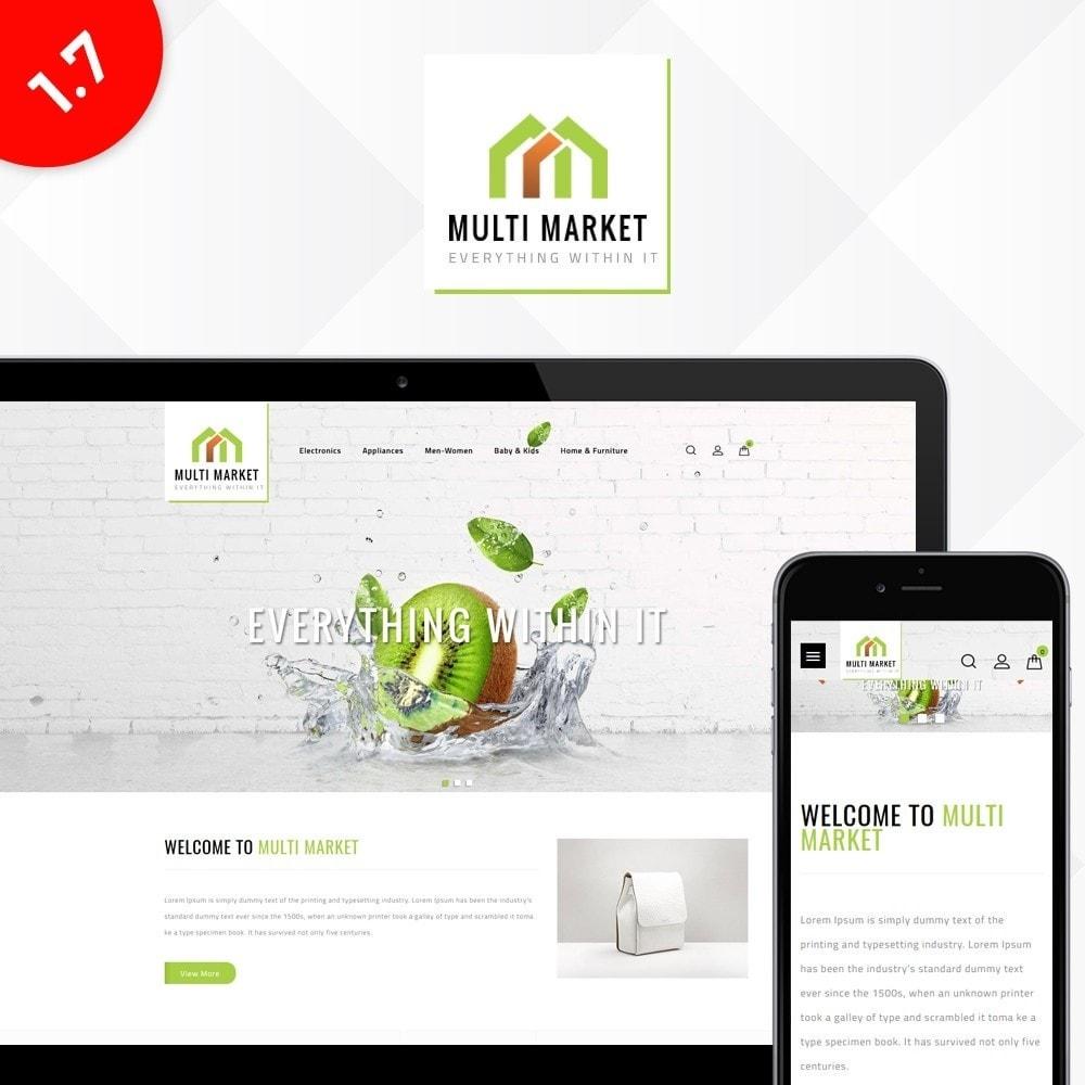 Multi Market Store