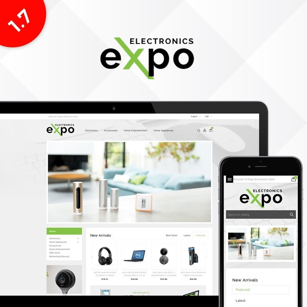 Expo Electronics Store