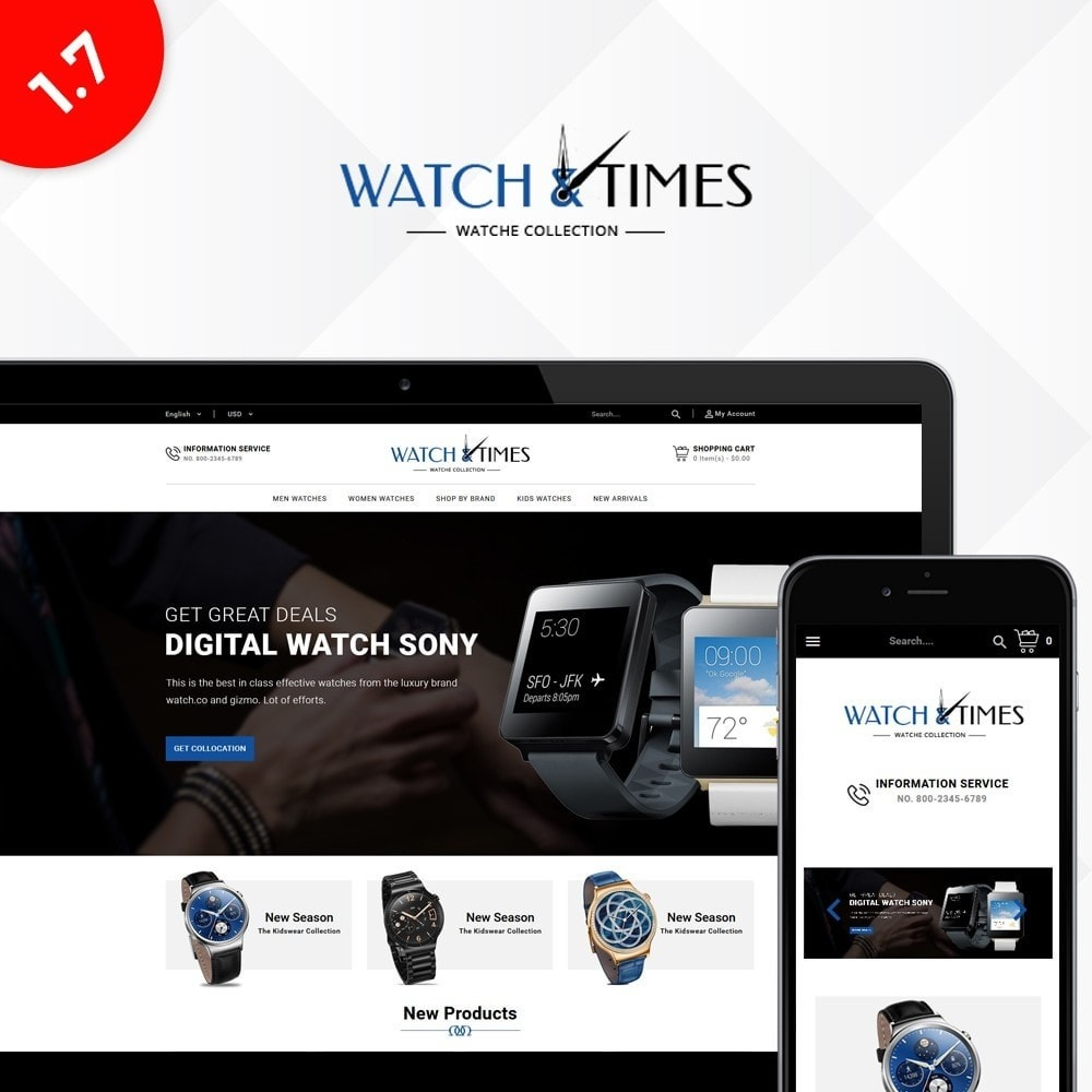 Watch & Times Store