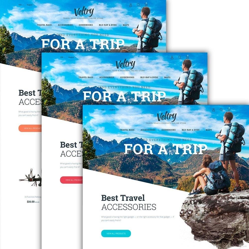 theme - Sport, Aktivitäten & Reise - Veltry - 2
