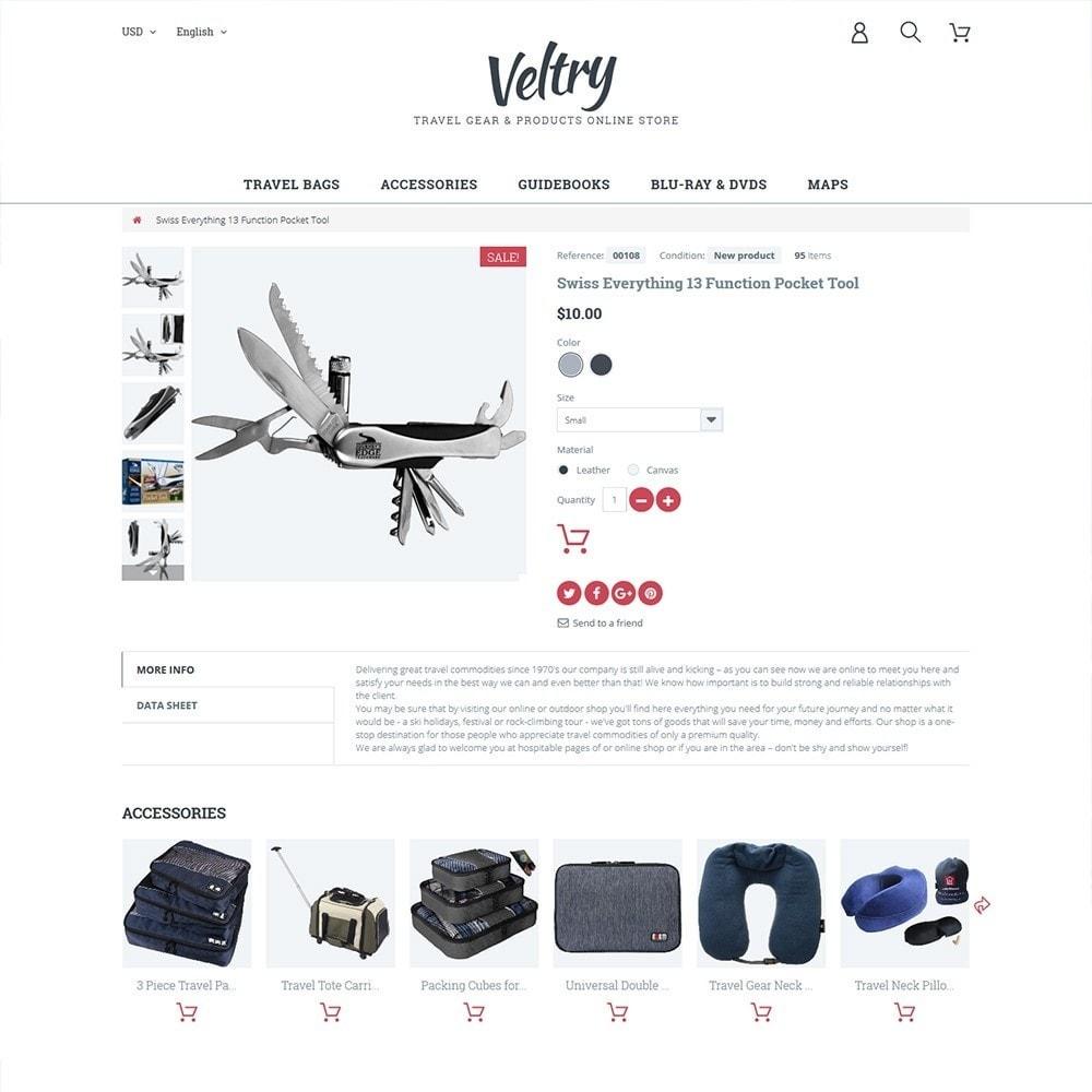 theme - Sport, Loisirs & Voyage - Veltry - 3