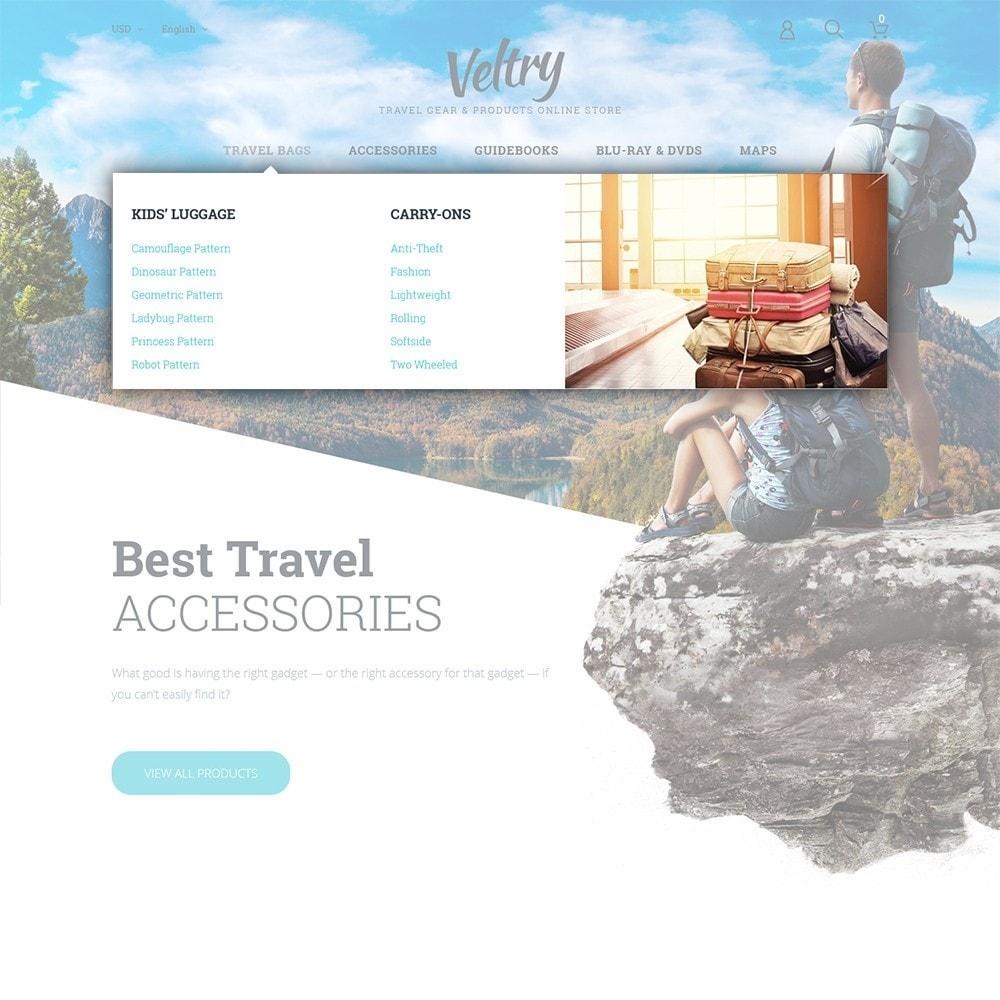 theme - Sport, Loisirs & Voyage - Veltry - 5