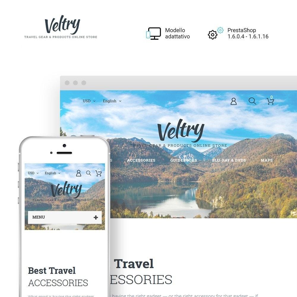 theme - Sport, Attività & Viaggi - Veltry - 1