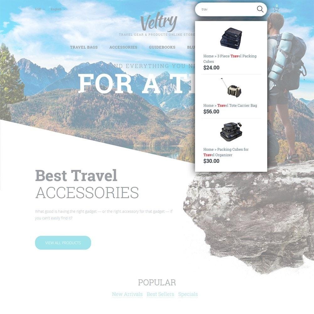 theme - Sport, Attività & Viaggi - Veltry - 6