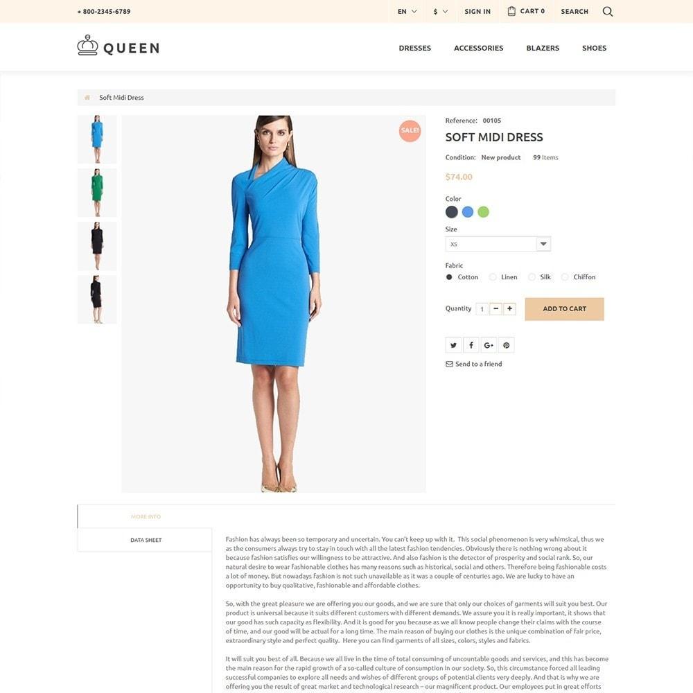 theme - Mode & Schoenen - Queen - Womens Clothes - 3