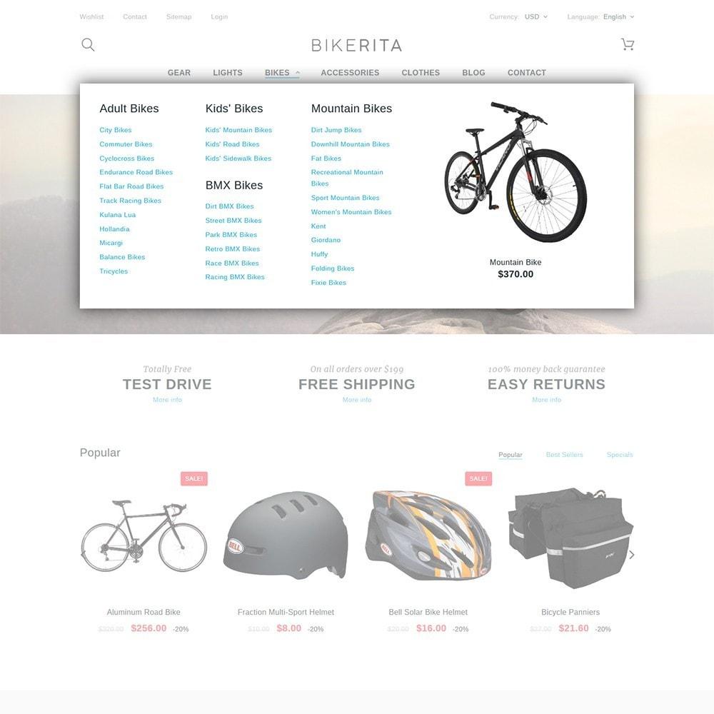 theme - Спорт и Путешествия - Bikerita - 5