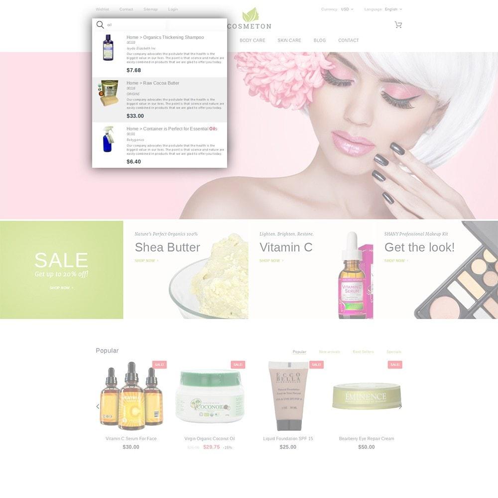 theme - Здоровье и красота - Cosmeton - Skin Care - 6