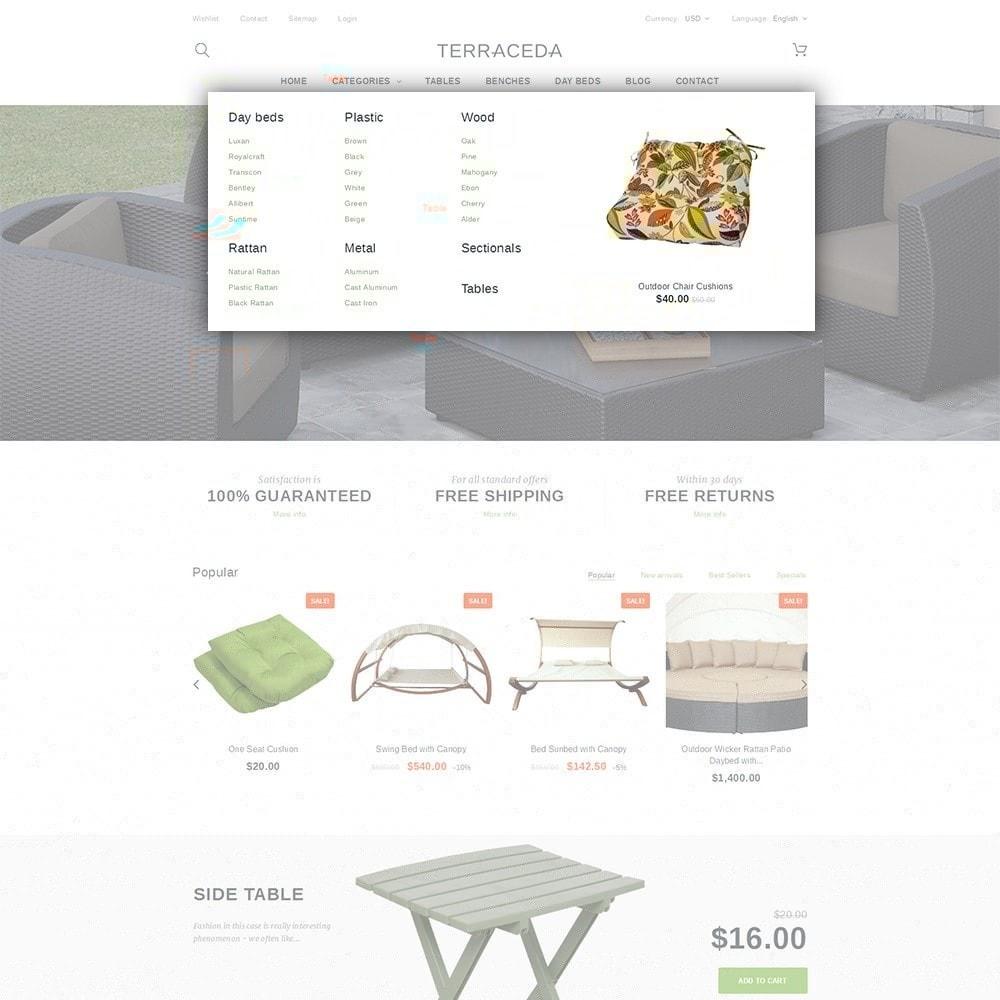 theme - Art & Culture - Terraceda - pour site de meubles - 5