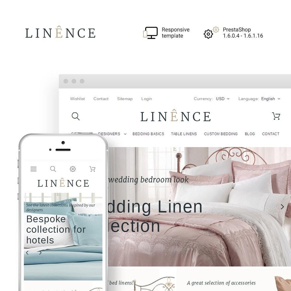 theme - Huis & Buitenleven - Linence - Bed Linen - 1