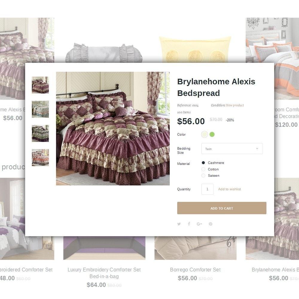 theme - Hogar y Jardín - Linence - Bed Linen - 4