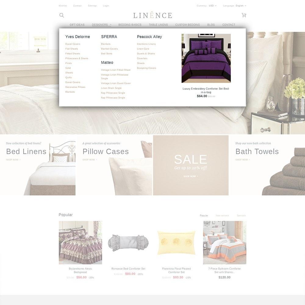 theme - Casa & Giardino - Linence - Bed Linen - 5