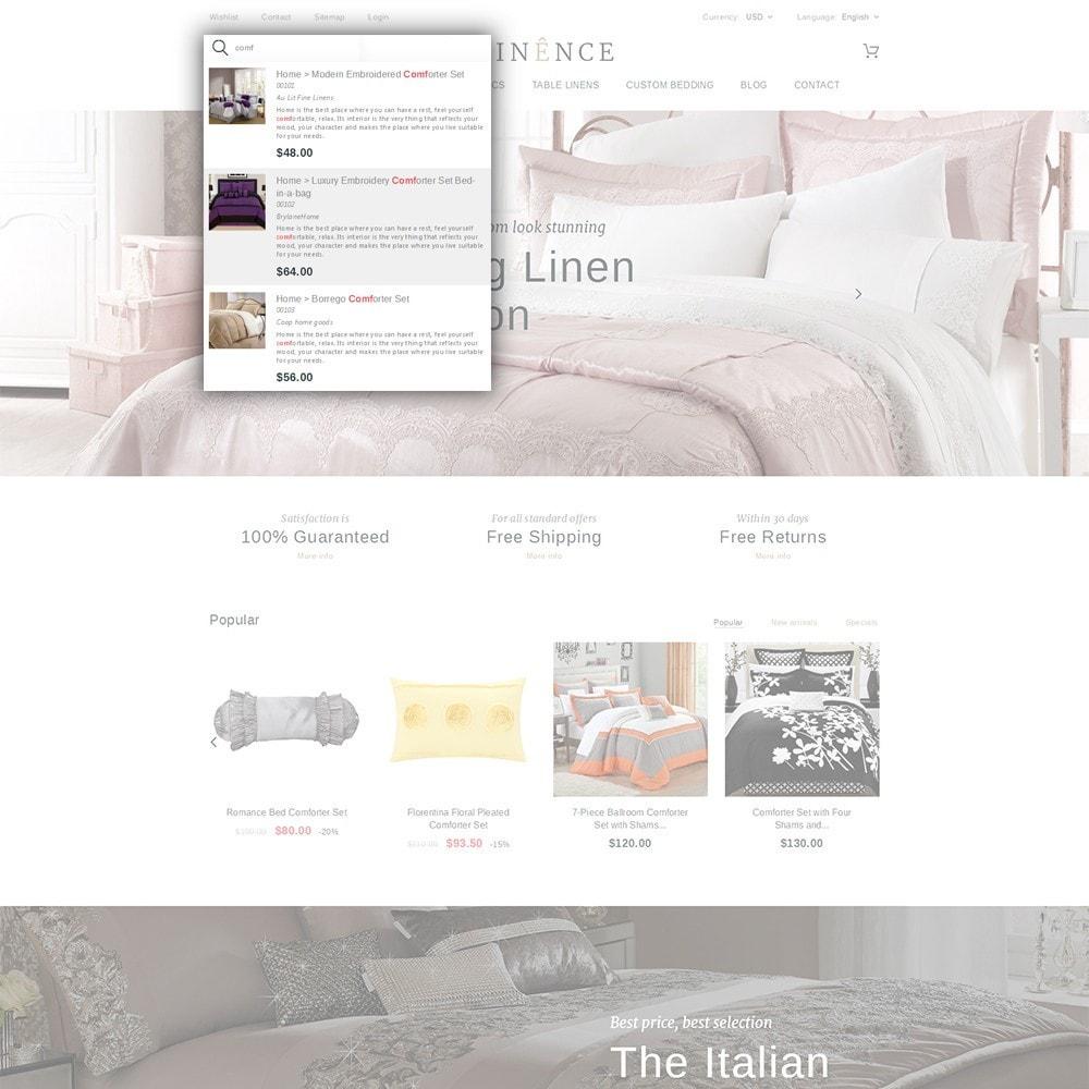 theme - Casa & Giardino - Linence - Bed Linen - 6